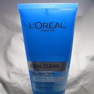 L'oreal Ideal Clean Foaming Gel Cleanser